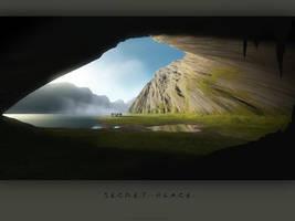 secret place by magann