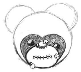 Teddy Panda - Concept 001 by Markhurst