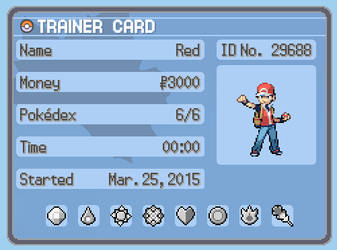Polarfreeze: Trainer Card by LaDestitute