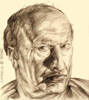 Roman Faces - Cicero I by Xzaren