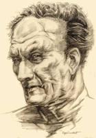 Roman Faces IV: Sulla by Xzaren