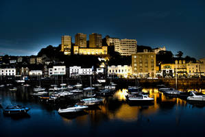 Torquay Harbour by robotsuk