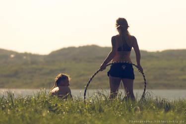 Tag am See by NiklasLiebig