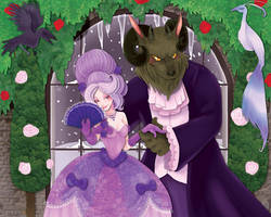 Beauty and the Beast by sushikitten