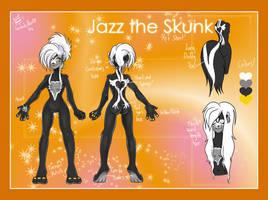 Jazz Reference Sheet by sushikitten