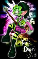 Toxic Dawn by sushikitten