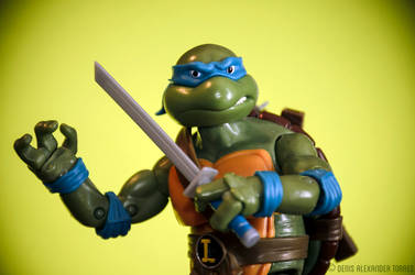 Leonardo - Teenage Mutant Ninja Turtles by torreoso