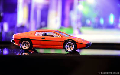 Lotus Esprit S1 - Hot Wheels by torreoso