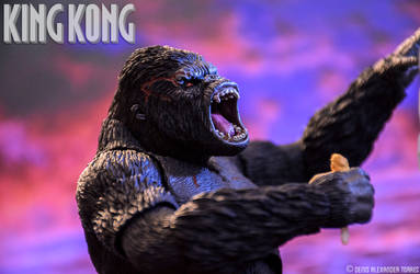 King Kong by torreoso