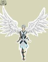 angel and demon by ehteshamhaider
