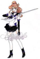 Shadow Sailor Cronus by Kitti606