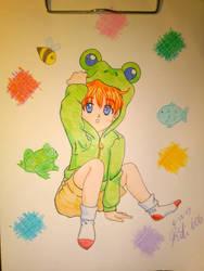 frog boy by Kitti606