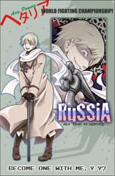 HWFC Battle ID: Russia by orrie-g