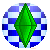 [FREE AVATAR] The Sims 3_FastLane_Icon by JEricaM