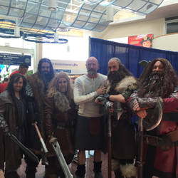 Graham McTavish meet and greet! by Fahfred