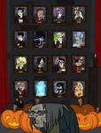 All Stars! Halloween ~ by Pennsatucky