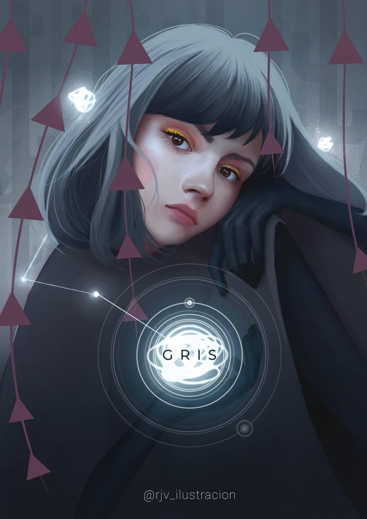 Gris by Rajoviarbu