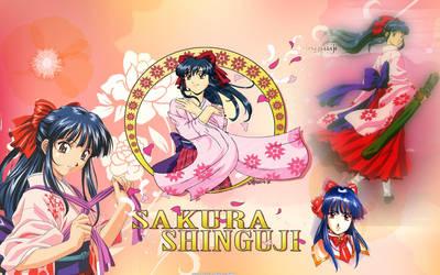Sakura Wars Wallpaper By Trainhartentlover On Deviantart
