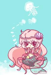 Sea Maiden by Pijenn