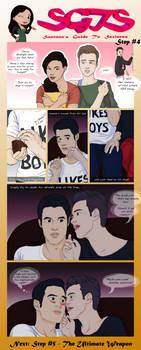 Klaine SGTS - Step 4: Touching by yu-oka