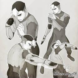 Shiro Sketches by yu-oka