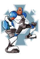 Cyborg by Tigerhawk01