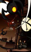 Octo Spider by Tigerhawk01