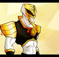 Morphin Time by Tigerhawk01