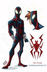 TH's Spider-Man: Webhead 2.0 by Tigerhawk01