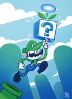 Super Luigi World by Tigerhawk01