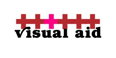 visual aid by michette