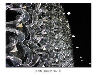 Corning Glass of Museum by michette