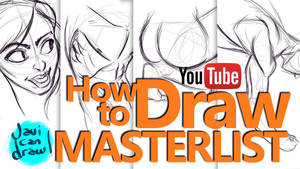 VIDEO TUTORIAL MASTERLIST by javicandraw