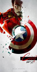 civil war by BladMoran