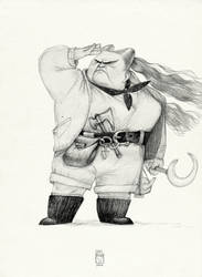 Sketchtober | 027 by BladMoran