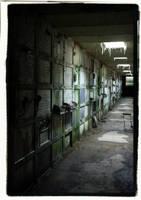 Namur Crypte by Urbex