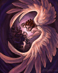Eros and Psyche by JustBetsyCostumes