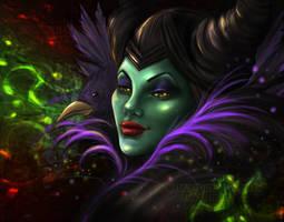Maleficent 2 by ZazzyCreates