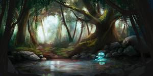 Forest by JONEE0167