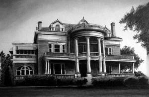 Colcord Mansion by tbonematrix