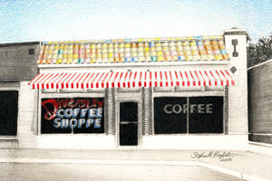 Diversity Coffee Shop by tbonematrix