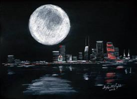 Skyline 1 by tbonematrix
