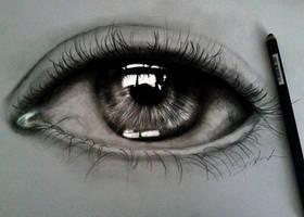 Eye by Kinemesi