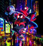 Into The Spider-verse  by alfonsopina887