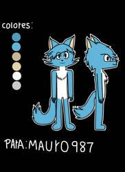 Oc Para Mauro987 by Xilemito12