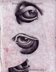 Eyes on me by Arcusalveolaris