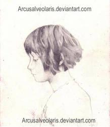 Little Girl by Arcusalveolaris