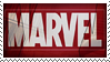 Marvel Stamp by foreverastone