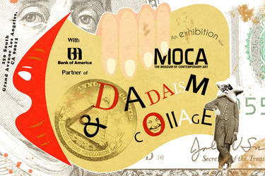 Dadaism and collage by brindalou