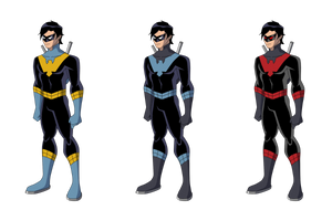 Boy Wonder: Nightwing by BobbenKatzen